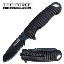 Tac-Force Knife A/O Liner Lock W/ Lanyard Ring New Tf770B