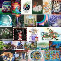 5D DIY Full Drill Diamond Painting Cross Stitch Embroidery Mosaic Art Decoration
