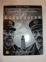 The Lighthouse Blu-ray dark thriller movie keepers Willem Dafoe Robert Pattinson