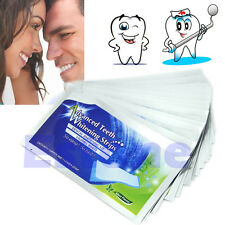 14Pcs Pro Teeth Whitening Strips Oral Tooth Care Bleaching Whiter Whitestrips