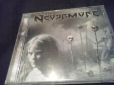 NEVERMORE  – THIS GODLESS ENDEAVOR CD