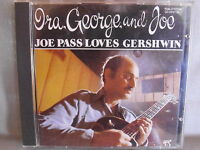 Joe Pass loves Gershwin- Ira, George and Joe- PABLO- Made in Germany- No Barcode