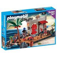 Superset fuerte pirata Playmobil