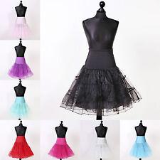 Tüllrock Tütü Ballettrock Reifrock Petticoat Unterrock schwarz weiß rot