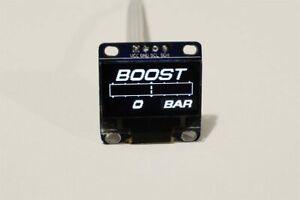 OLED digital single boost gauge (bar) | Zada Tech