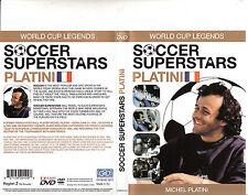 World Cup Legends:Soccer Superstars-2006-Michel Platini-Soccer Star-DVD