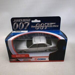 Corgi BMW 750i James Bond 007 Tomorrow Never Dies 1/36 Scale Diecast Car