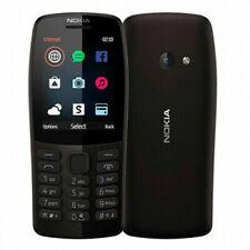 "Nokia 210 Dual SIM Black móvil smartphone radio FM 2.4"" (6.09 cm) series 30+"