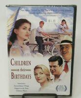 CHILDREN ON THEIR BIRTHDAYS DVD MOVIE, SHERYL LEE, CHRISTOPHER MCDONALD, FS