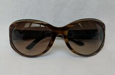 e891d555dce Valentino 5560 S SUACC Brown Sunglasses Tinted Shades New