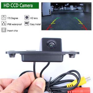 HD CCD Auto Reversing Backup Rear View Tracks Parking Camera For Hyundai Tucson