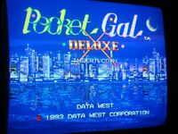 Pocket Gal Deluxe  Bootleg  ARCADE JAMMA PCB MOTHERBOARD USED WORKING