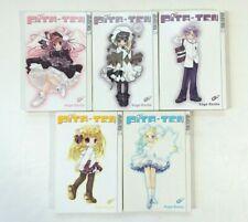 Pita Ten Manga Vol 1-5 TokyoPop Koge Donbo 1st Printings Romance English Set