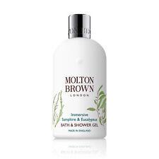 Molton Brown Immersive Samphire & Eucalyptus Bath & Shower Gel - 300ml  LTD ED