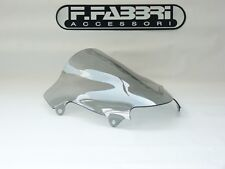 Plexiglass dopp.bom.FABBRI  fumè chiaro Suzuki Bandit 650S-1200S 05-08-1200 06-1