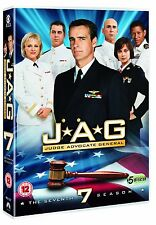 JAG  - COMPLETE  SEASON 7 - DVD - UK Region 2 / sealed