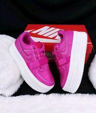 11 Nike Vandal 2K Double Stack casual PLATFORM Magenta pink White AO2868-500