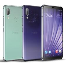 """HTC U19e (2Q7A100) 6GB/128GB 6.0"""" FHD + Fábrica Desbloqueado Dual Chip pela USPS"""