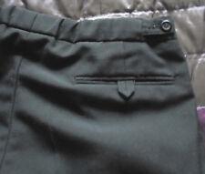"""Burtons satin stripe dress dinner evening trousers W.34"""" adjust L.29"""" (511)"""