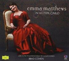 Emma Matthews In Monte Carlo - Various (NEW CD)