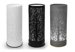DESIRE AROMA TOUCH LAMPS TREES CYLINDER ELECTRIC WAX MELT OIL BURNER FRAGRANCE
