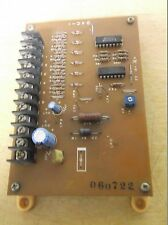 Circuit Control Board DAC-1 060722 *FREE SHIPPING*