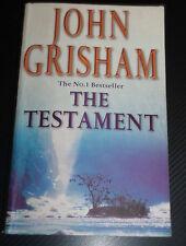 The Testament ~ John Grisham Pb 1999