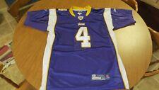 AUTHENTIC BRETT FAVRE JERSEY SIZE 48 Minnesota VIKINGS JERSEY  NFL