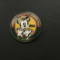 1999 8th WDW Disneyana Convention Logo Mickey Retired Sold Out Disney Pin 989