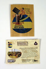 1995 Dart Flipcards Hershey's The Collector Series Wood Chase Card (W1) Nm/Mt