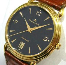1.690.-€ Maurice Lacroix Automatik Datum Les Classiques Gold Swiss Made 💎 11407