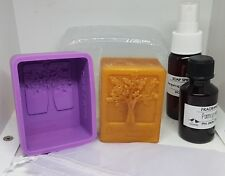Soap Making Kit - Tree Of Life melt & pour, fragrance, colour