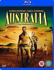 Australia (Blu-ray, 2009) Brand new still sealed. Nicole Kidman & Hugh Jackman.