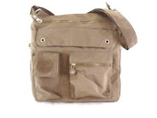 Bag Street Tasche Kaki Damen Umhängetasche Reißverschluss Damentasche