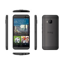 Unlocked HTC One M9 20.0 MP 32GB - 4G LTE GSM Free Android Smartphone BLACK