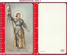 2341 SANTINO HOLY CARD S. SANCTA JOANNA DE ARC GIOVANNA D'ARCO BONELLA 400 167