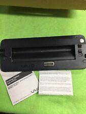 Sony Vaio Laptop Docking Station Port Replicator VGP-PRTZ1