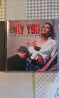 ONLY YOU COMPILATION - (DISCOMAGIC) TIMBRO ROSSO SIAE -  CD