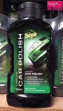 12pcs 5 Star Liquid Car Polish 500ml Car Care Products