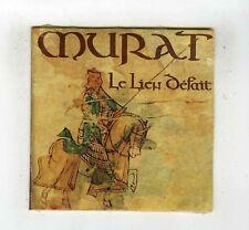 CD SINGLE (NEUF) JEAN LOUIS MURAT LE LIEN DEFAIT
