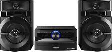 Impianto Stereo HI FI Bluetooth Mp3 300 Watt Equalizzatore Panasonic SC-UX100EK