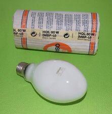OSRAM HQL(MBF-U) 80W E27 Quecksilberdampflampe-Hochdrucklampe (442)