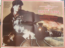 Walt Disneys JOURNEY OF NATTY GANN (1986) Original movie poster