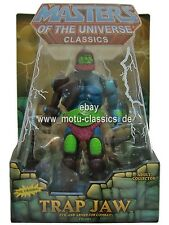 Trap Jaw 2nd MOC Masters of the Universe Classics He-Man NEU ww_MotU-Classics_de
