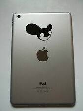 1 x Deadmau5 Sticker - 6cm x 4cm Vinyl Sticker for iPad Mini Deadmaus Tablet