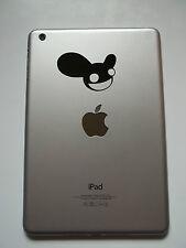 1 x Deadmau 5-Decalcomania Adesivo Vinile per Tablet iPad Mini Deadmaus