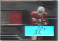 antrel rolle rc rookie auto autograph jersey patch giants miami hurricanes #/100