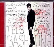 CD ALAIN BASHUNG TELS 12T NOIR DESIR/M/PARADIS/BIOLAY/EICHER/DIONYSOS/BB BRUNES