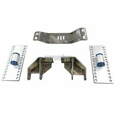 CXRacing LS1 LS Engine Motor Auto Transmission Swap Mount Kit For 240SX S13 S14