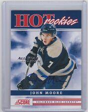2011-12 PANINI SCORE NHL ALL-STAR JOHN MOORE RC ROOKIE TORONTO EXPO SP /5
